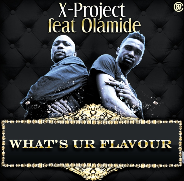 olamide and x project
